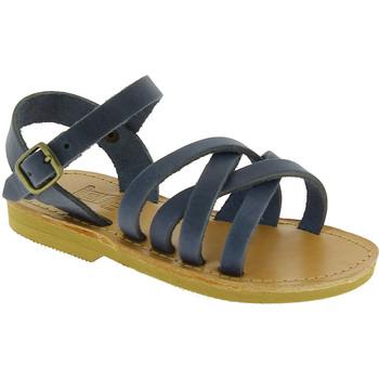 Chaussures Homme Sandales et Nu-pieds Attica Sandals HEBE NUBUK BLUE blu