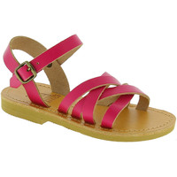 Chaussures Fille Sandales et Nu-pieds Attica Sandals HEBE CALF FUXIA Fucsia