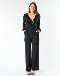 Vêtements Femme Combinaisons / Salopettes Lauren Ralph Lauren Alexis Noir