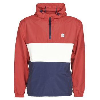 Vêtements Homme Blousons Element OAK Rouge / Marine