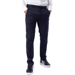 Vêtements Homme Chinos / Carrots Selected 16066443 bleu