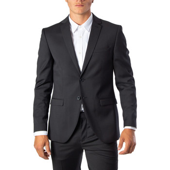 Vêtements Homme Vestes / Blazers Selected 16063880 Noir
