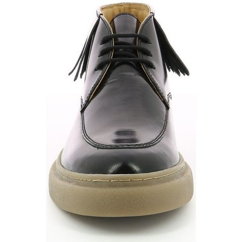 Prix Réduit Chaussures ihjdfh465DHU Kickers Origame NOIR