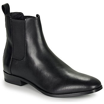 Chaussures Homme Boots HUGO CULT CHEB ITPL Noir