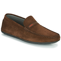 Chaussures Homme Mocassins BOSS DANDY MOCC SD2 Marron