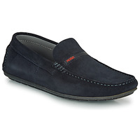 Chaussures Homme Mocassins HUGO DANDY MOCC SD2 Marrine