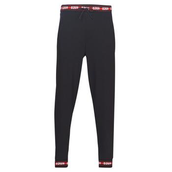 Vêtements Homme Pantalons de survêtement HUGO DOAK 202 Noir / Rouge