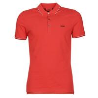 Vêtements Homme Polos manches courtes HUGO DINOSO 202 Rouge