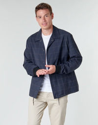 Vêtements Homme Blousons BOSS UROQ2022 Marine