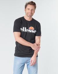 Vêtements Homme T-shirts manches courtes Ellesse SL  PRADO Noir
