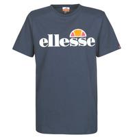 Vêtements Femme T-shirts manches courtes Ellesse ALBANY Marine