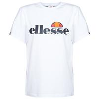 Vêtements Femme T-shirts manches courtes Ellesse ALBANY Blanc