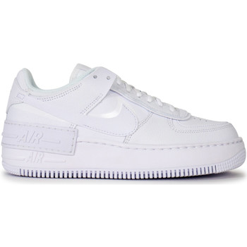 Chaussures Femme Baskets basses Nike Air Force 1 Shadow Triple Femme Blanc