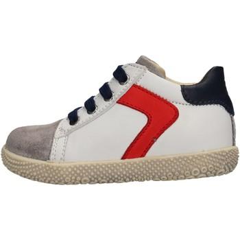 Chaussures Garçon Baskets montantes Falcotto - Polacchino grigio/bco HYSO GRIGIO