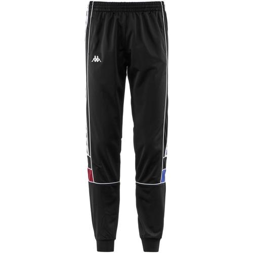 Vêtements Garçon Pantalons de survêtement Kappa - Pantalone nero 303LP70-A39 NERO