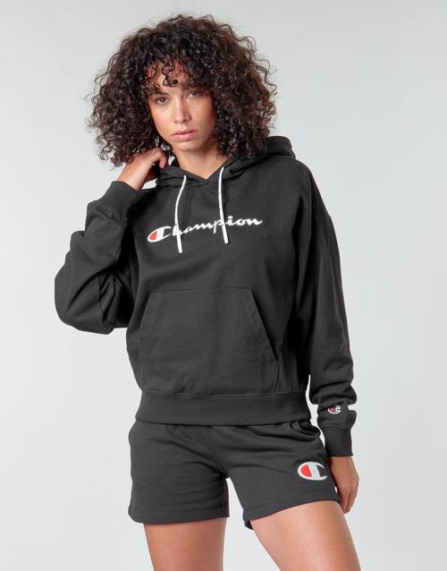 Vêtements Femme Sweats Champion KOOLIME Noir