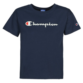 Vêtements Femme T-shirts manches courtes Champion KOOLATE Marine