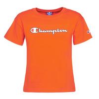 Vêtements Femme T-shirts manches courtes Champion KOOLATE Rouge