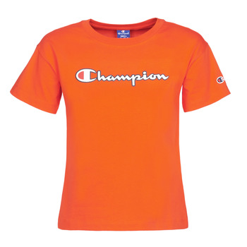 Vêtements Femme T-shirts manches courtes Champion KOOLATE Rouge