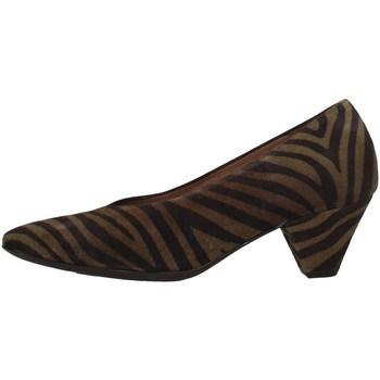 Chaussures Femme Escarpins Wonders I-7601 NOIR