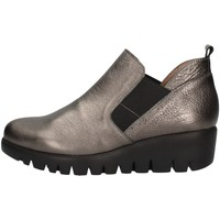 Chaussures Femme Low boots Wonders C-33176 LEAD