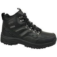 Chaussures Homme Randonnée Skechers Relment Noir