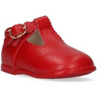 Chaussures Fille Derbies & Richelieu Bubble 44078 rouge