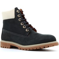 Chaussures Femme Boots Lumberjack  Blu