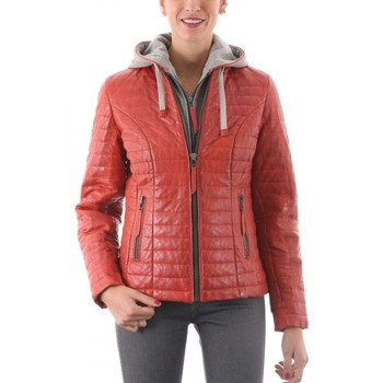 Blouson Deercraft Drifty Rouge