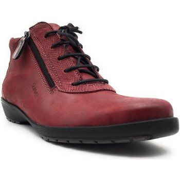 Chaussures Femme Boots Suave 8093 Rouge