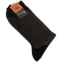 Accessoires textile Homme Chaussettes Dore Dore Chaussettes Niveau mollet - Coton - DD Noir