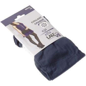 Sous-vêtements Femme Collants & bas Lauve Collant chaud Intense opaque Bleu marine