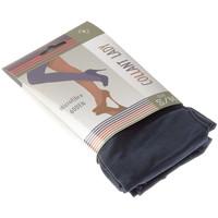 Sous-vêtements Femme Collants & bas Intersocks Collant chaud - Opaque Bleu marine