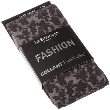 Sous-vêtements Femme Collants & bas Le Bourget Collant fin - Transparent - Andréa Gris foncé