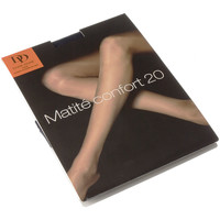 Sous-vêtements Femme Collants & bas Dore Dore Collant fin - Transparent - Matité confort 20 Bleu marine