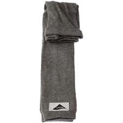 Vêtements Fille Leggings Intersocks Legging chaud long - Coton - Ultra opaque Gris