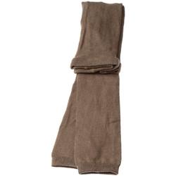 Vêtements Fille Leggings Intersocks Legging chaud long - Coton - Ultra opaque Beige