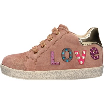 Chaussures Fille Baskets montantes Falcotto - Sneaker rosa CRYSTAL ROSA