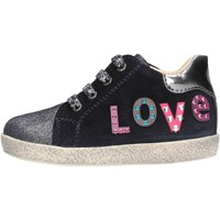 Chaussures Fille Baskets basses Falcotto - Sneaker blu CRYSTAL BLU