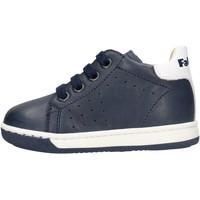 Chaussures Garçon Boots Falcotto - Polacchino blu ADAM BLU