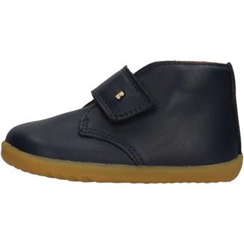 Chaussures Garçon Boots Bobux - Polacchino blu 724818 BLU
