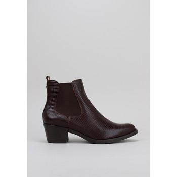 Chaussures Femme Bottines Unisa GREYSON_BTJ Marron