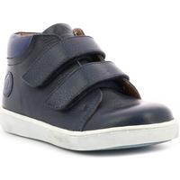 Chaussures Garçon Baskets montantes Aster Silac BLEU