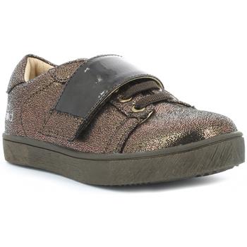 Chaussures Fille Baskets basses Mod'8 Bene BRONZE