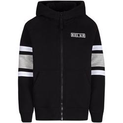 Vêtements Garçon Sweats Nike - Felpa nero 86F290-023 NERO