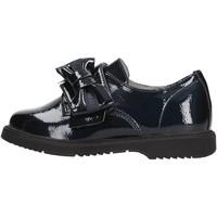 Chaussures Fille Mocassins Liu Jo - Sneaker blu PAT 100 bleu