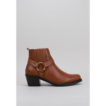 Chaussures Femme Low boots Lol 6001 Marron