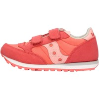 Chaussures Fille Baskets basses Saucony - Jazz double hl corallo SK161582 ROSA