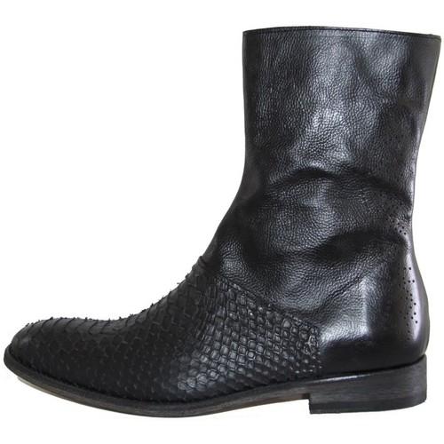 Chaussures Femme Boots Feron EAGLE Noir