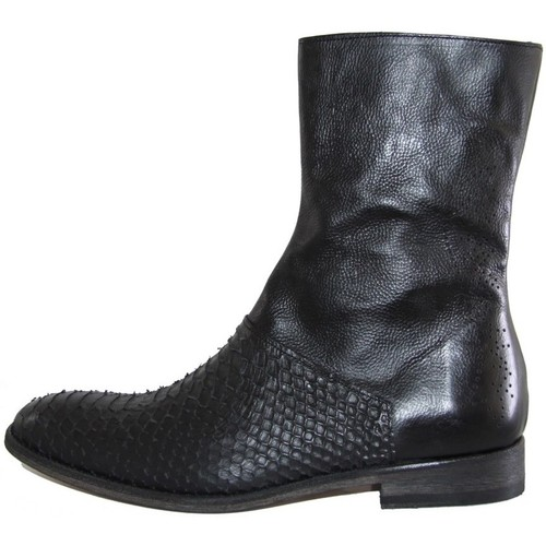 Chaussures Homme Boots Feron EAGLE Noir